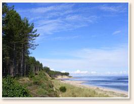 Findhorn Bucht