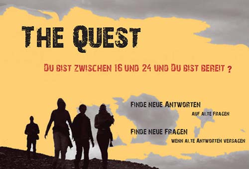 The Quest celebrate your change